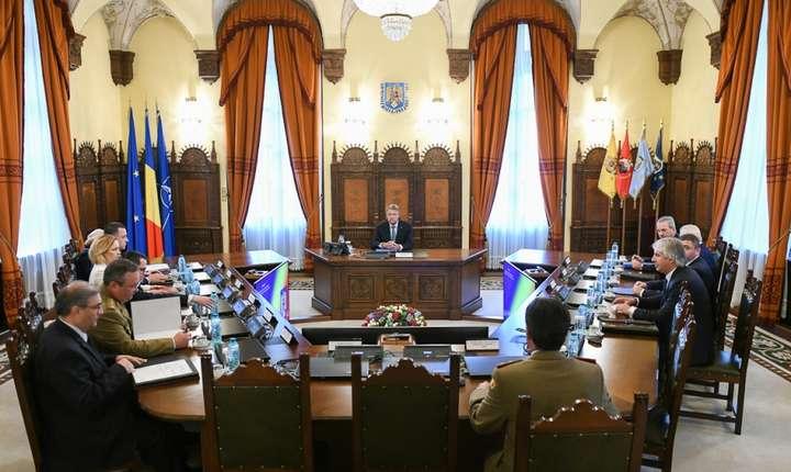 In premiera presedintele Klaus Iohannis suspenda sedinta CSAT si nu da unda verde rectificarii bugetare