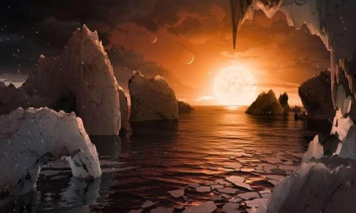 Aşa ar putea arăta una dintre planetele descoperite de NASA (Credit foto: NASA/JPL-Caltech)