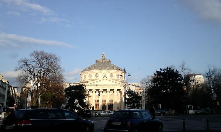 Ateneul Român (Foto: RFI/Cosmin Ruscior)