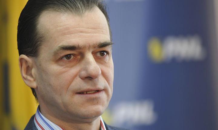 Ludovic Orban, candidat PNL la Primăria Capitalei