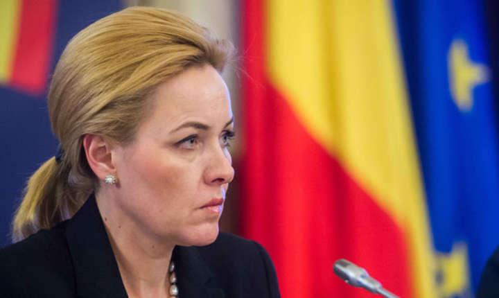 Vorbim de huligani periculoşi care au atacat instituţiile statului - ministrul Carmen Dan