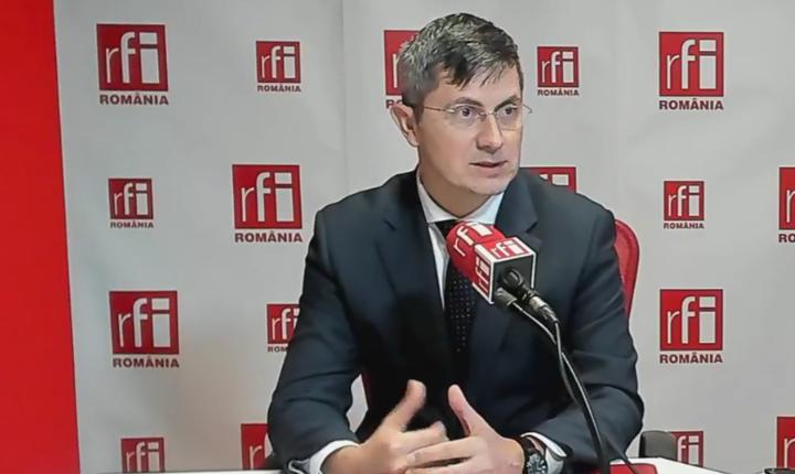 Dan Barna critică demersul lui Liviu Dragnea în justiţia europeană (Foto: arhivă RFI)