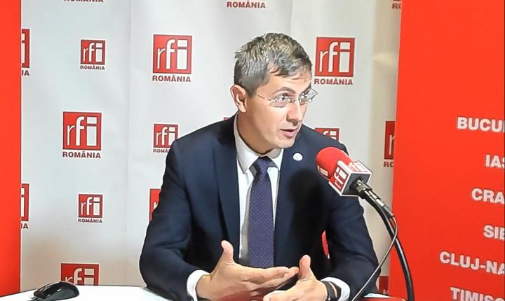 Dan Barna: Îmi doresc o Românie care se modernizează