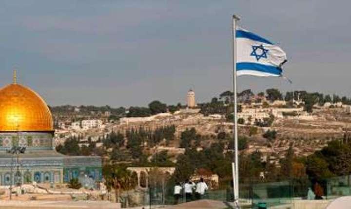 Care este poziţia oficială a României în privinţa mutării ambasadei la Ierusalim? (Foto: AFP)