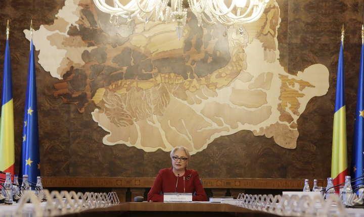 Guvernul, suspectat de Opoziţie că pregăteşte măsuri de austeritate în 2019 (Foto: gov.ro)