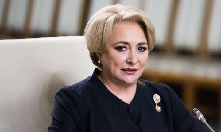 Premierul Viorica Dăncilă şi-a prezentat prezintă bilanţul, la şase luni de guvernare