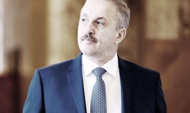 Vasile Dâncu este fost vicepremier al guvernului Cioloș, reputat sociolog și fost vice-președinte al PSD