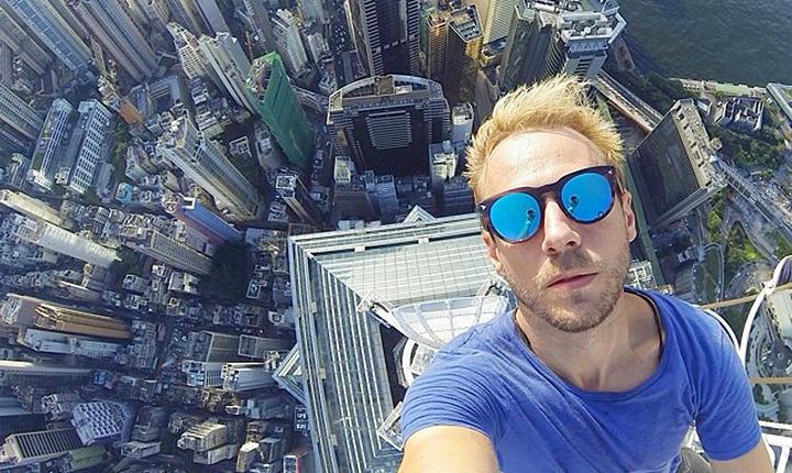 Selfie extrem