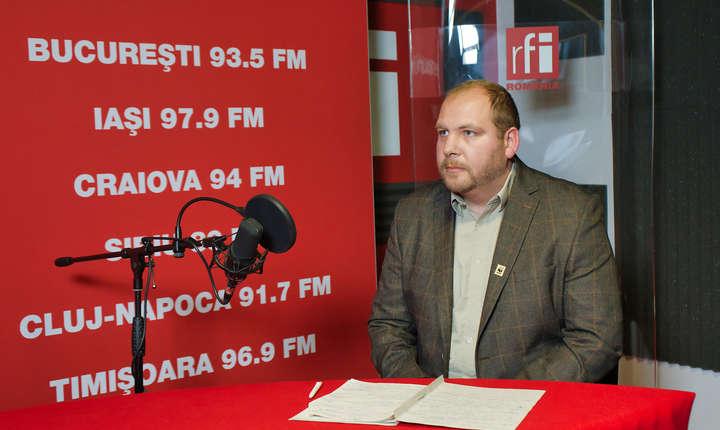 Radu Vlad, WWF-România (Foto: RFI/Eduard Vasilică)