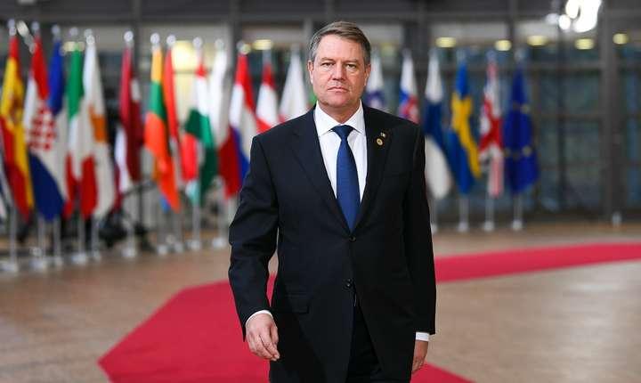 Preşedintele Klaus Iohannis o susţine pe şefa DNA, Laura Codruţa Kovesi (Sursa foto: presidency.ro)