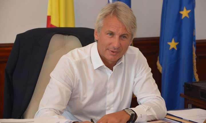 Eugen Teodorovici vrea să fie președinte (Sursa foto: Facebook/Eugen Teodorovici)