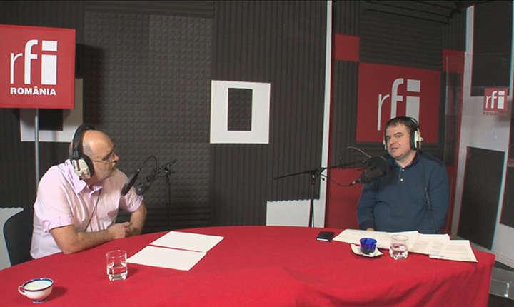 Ovidiu Nahoi și Șerban Filip Cioculescu