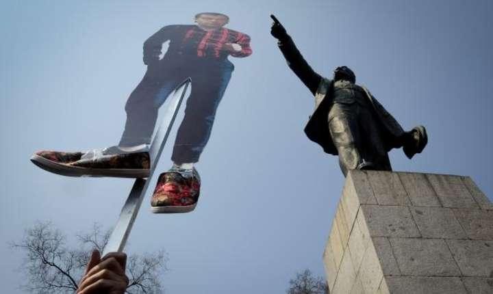 Vladivostok, Russia - 26 martie 2017. REUTERS/Yuri Maltsev
