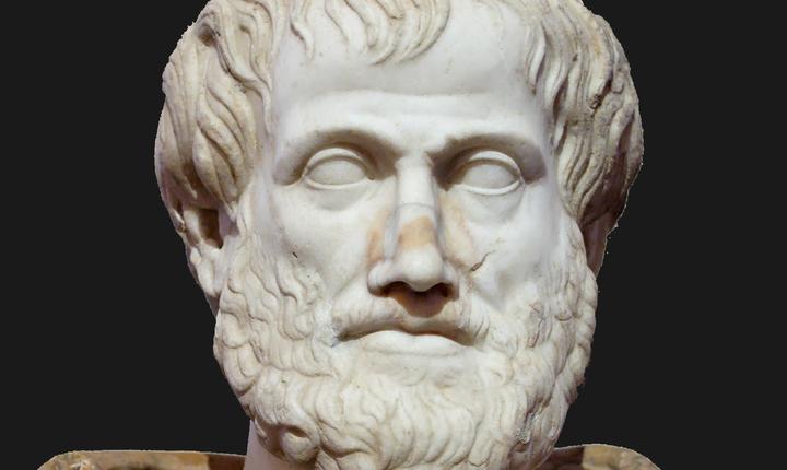 Bust al lui Aristotel