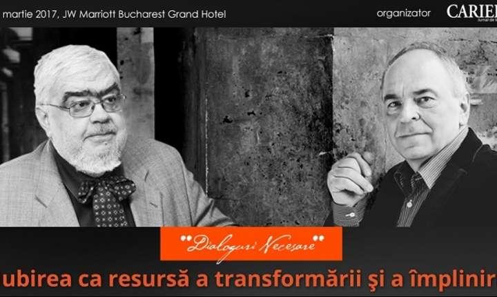 Dialoguri necesare cu Andrei Pleșu și Gabriel Liiceanu