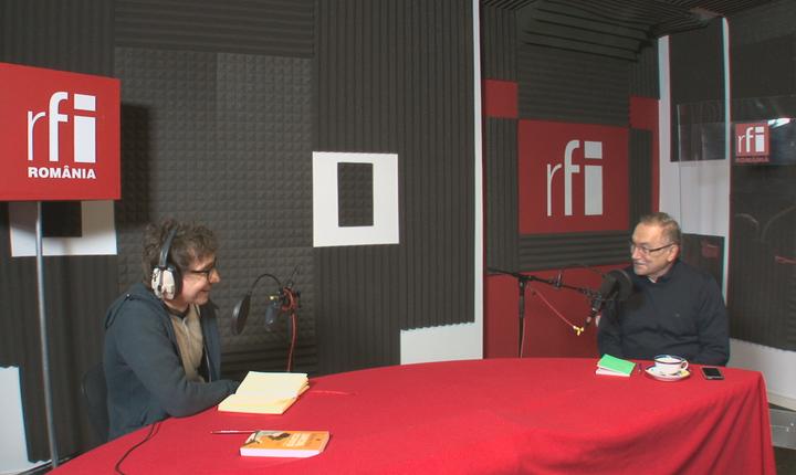 Dan Pârvu în dialog cu Dinu Flamând