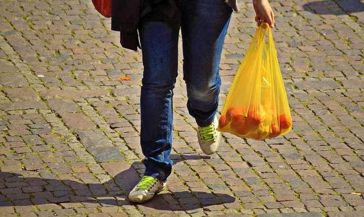 Pungile din plastic subţire vor dispărea de pe piaţă în 2018-2019 (Sursa foto: pixabay)