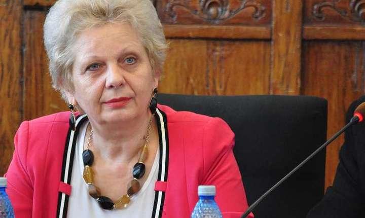 Ministrul Apelor şi Pădurilor, Doina Pană