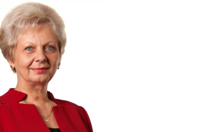 Doina Pană, vicepreşedinte PSD şi fost ministru pentru Ape şi Păduri (Sursa foto: site Ministerul Apelor şi Pădurilor)