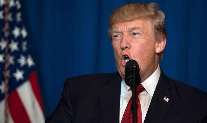"""""""Pregăteşte-te Rusia"""", rachetele """"vor veni"""", ameninţă presedintele Donald Trump în criza siriană"""
