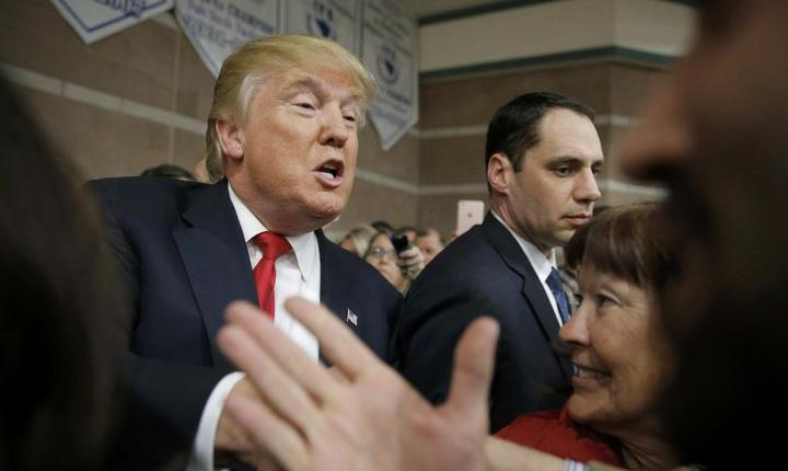 Donald Trump (Foto: Reuters/Jim Young)