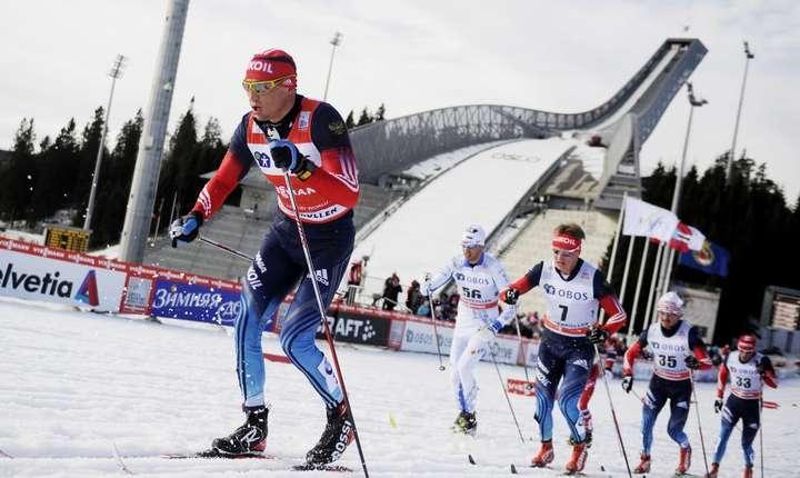 Alexander Legkov, campion olimpic la Soci în 2014 la proba de 50 km schi de fond, fusese privat de titlul sàu de CIO