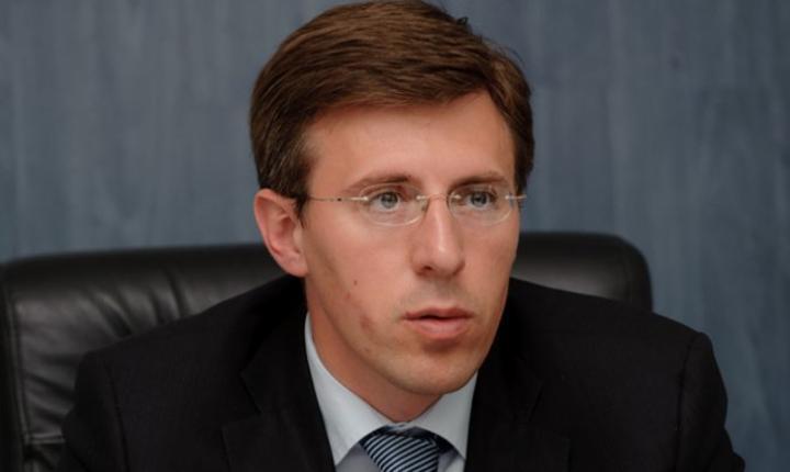 Primarul Chişinăului, liberalul Dorin Chirtoacă