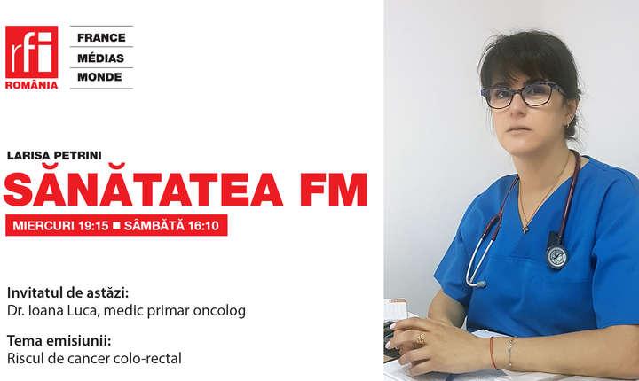 Sanatatea FM cu dr. Ioana Luca