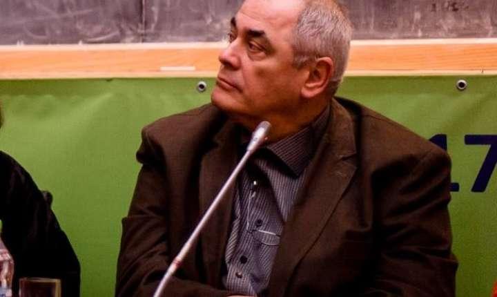 Victor Spînu, coordonatorul Programului Naţional de Prevenire, Supraveghere şi Control al Tuberculozei (Sursa foto: Facebook/Victor Spînu)