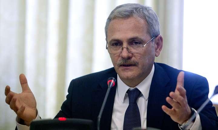 Liviu Dragnea: Nu sunt multumit de raportul prezentat de ministrul Justitiei