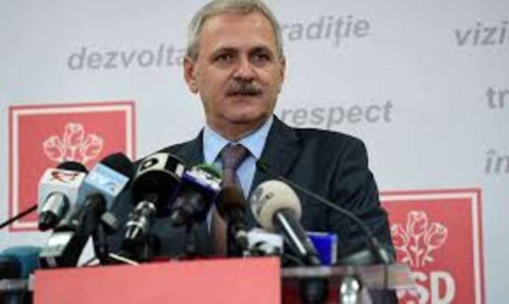 Preşedintele PSD Liviu Dragnea a anunţat luni lista formațiunii pentru europarlamentare