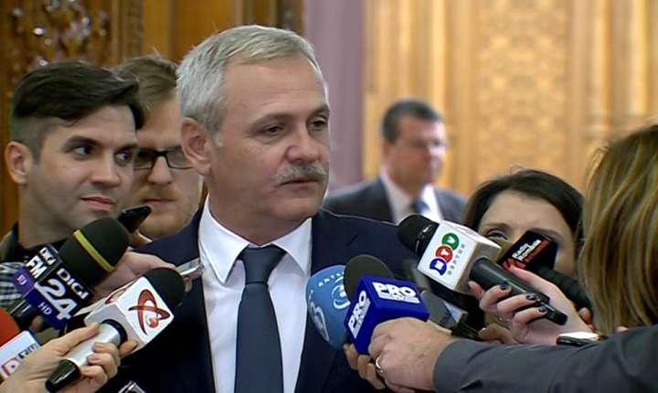 Liviu Dragnea a discutat cu premierul despre impozitul pe cifra de afaceri şi taxa de solidaritate