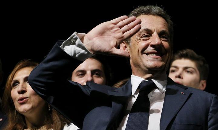 """Ex-presedintele francez Nicolas Sarkozy, se vrea un candidat al """"poporului"""" în fata elitelor"""