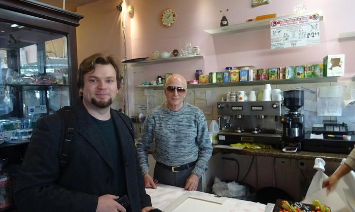 Nicolae Daniel Popescu și Ovidiu Șarpe