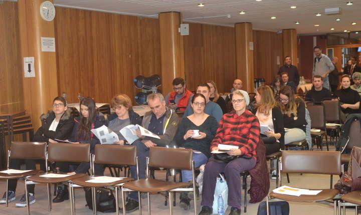 Întâlnire cu cetățeni români din Londra