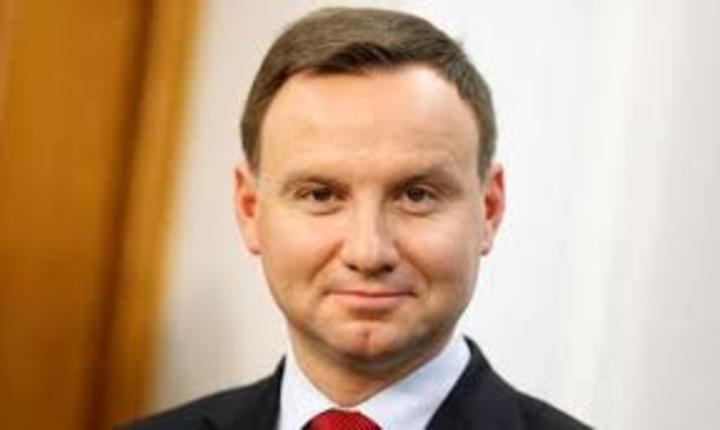 Andrzej Duda, noul președinte al Poloniei