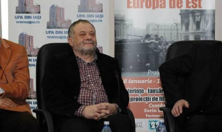 Dumitru Buzatu, ironic la adresa președintelui Klaus Iohannis (Sursa foto: Facebook)