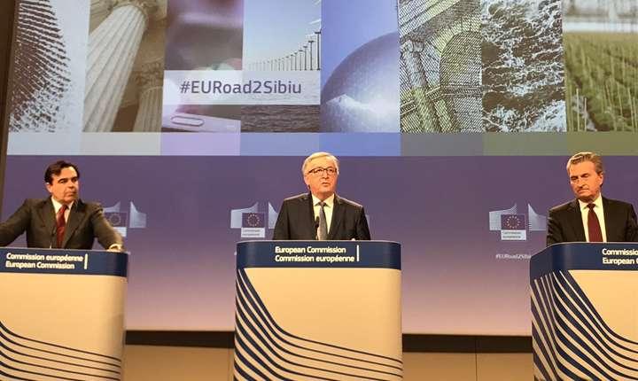 Juncker buget UE