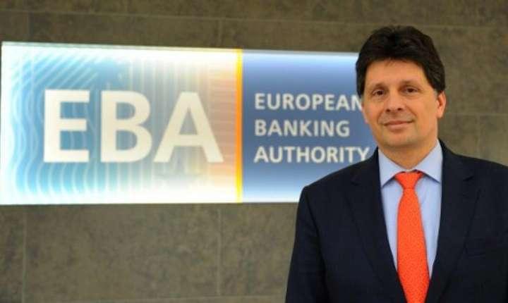Adam Farkas, responsabilul Autoritàtii bancare europene (EBA), pe 23 martie 2017