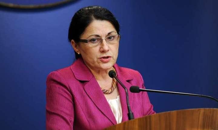 """Ecaterina Andronescu cere """"înţelepciune şi responsabilitate"""" în criza politică din ultimele zile."""