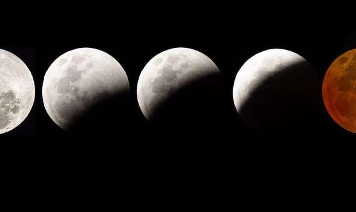 O eclipsă parțială de Lună vizibilă și din România se produce în noaptea de marți spre miercuri. Cea mai spectaculoasă parte a fenomenului se va produce între orele 23:00 şi 02:00.
