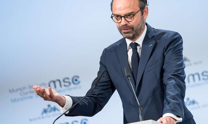 Philippe a declarat că președintele Emmanuel Macron va lua măsuri în sensul dialogului