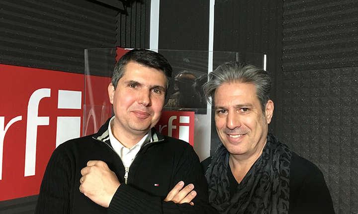 Alexandru Gussi et Nicolas Don