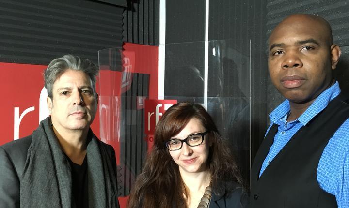 Nicolas Don, Ana Elefterescu et Elvio Salomon