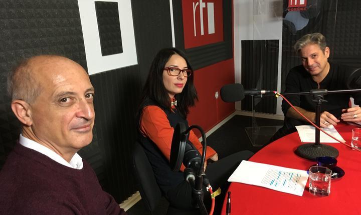 Mircea Deaca, Simona Necula et Nicolas Don