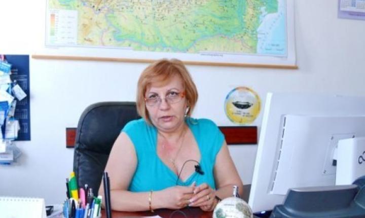 Elena Mateescu, director executiv la ANM