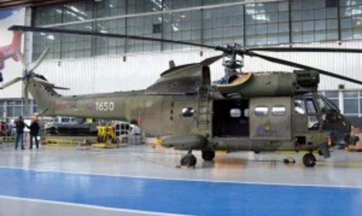 Francois Hollande a inaugurat fabrica Airbus de la Ghimbav
