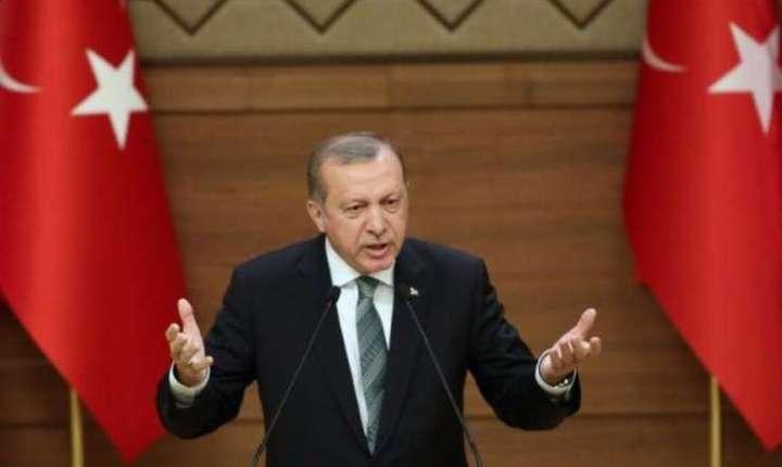 Erdogan încearcă să-şi întărească puterea