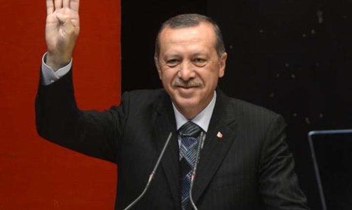 Președintele turc Recep Tayyip Erdogan
