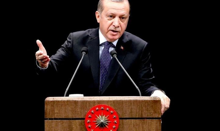 Preşedintele Turciei, Recep Tayyip Erdogan (Foto: AFP/Adem Altan)